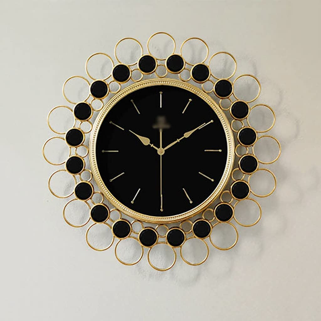 XJJZS Modern Art Wall Clock Decoration Max 85% OFF Room Living Household Wal Popular brand in the world