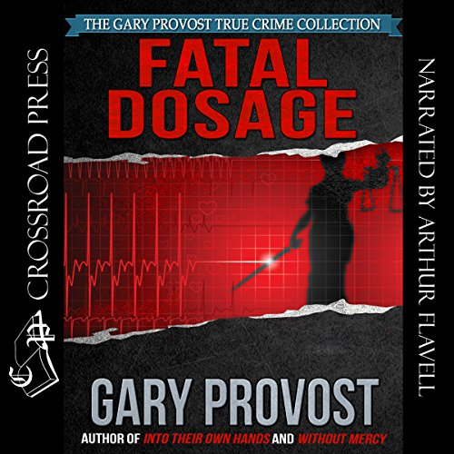 Fatal Dosage audiobook cover art