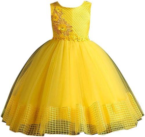 Hopscotch Girl's Empire Maxi Dress