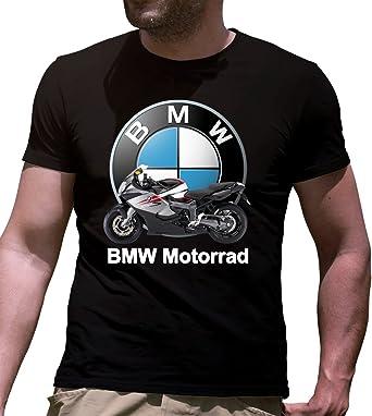 Camiseta de Manga Corta BMW Motorrad K1300S Impresos a Mano ...
