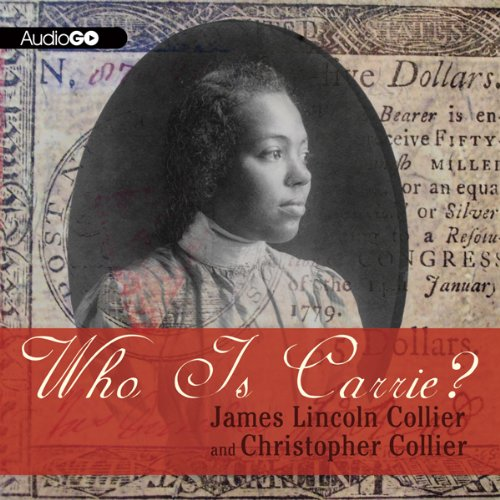 Who Is Carrie? audiobook cover art