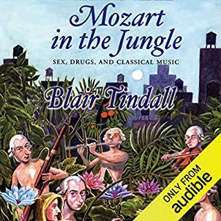 Mozart in the Jungle cover art