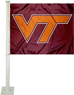 virginia tech car flag