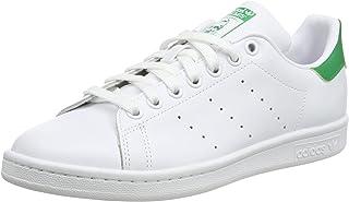 adidas Stan Smith, Scarpe da Ginnastica Uomo, White/Green, 46.5 EU