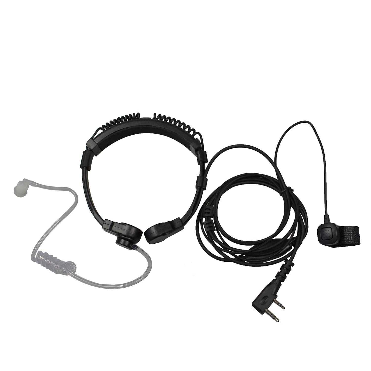GoodQbuy Flexible Microphone Acoustic Earpiece