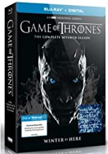 Game of Thrones: The Complete Seventh Season (Blu-Ray + Digital) with Exclusive Bonus Disc