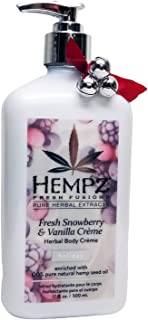 Best hempz lotion limited edition holiday Reviews