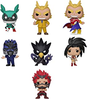 Best glow in the dark all might funko pop Reviews