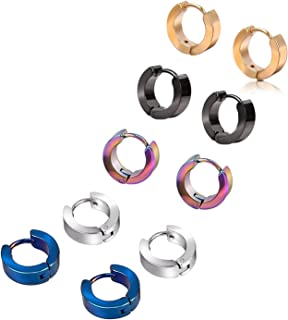 Best 50s hoop earrings Reviews