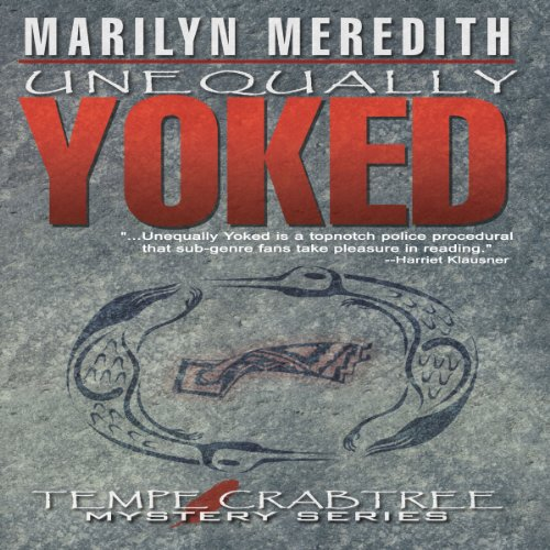 Unequally Yoked audiobook cover art