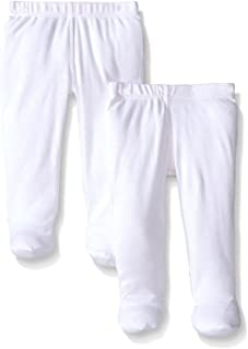 white footed baby pants