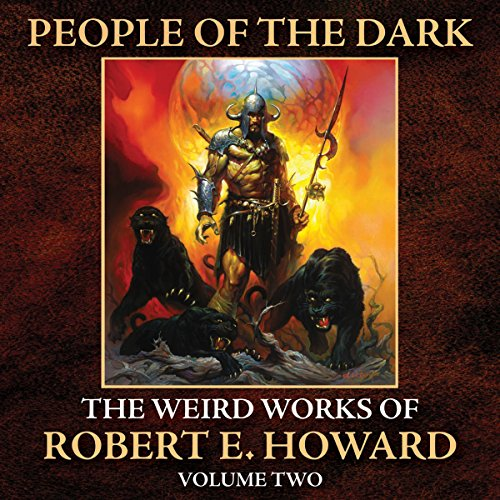 People of the Dark audiobook cover art