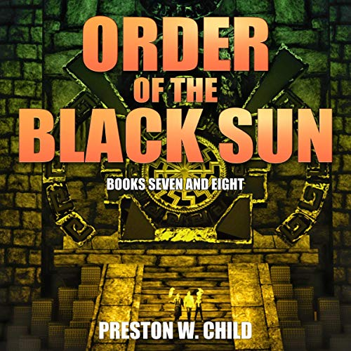 Couverture de Order of the Black Sun Books Seven and Eight