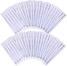 Pirate Face Tattoo PFT 100 pcs Assorted Tattoo Needles - Round Liner, Round Shader, Magnum Needle - 100pk by Pirate Face Tattoo