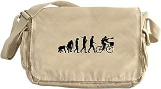 CafePress - Newspaper Delivery - Unique Messenger Bag, Canvas Courier Bag