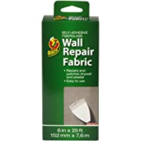 "Duck Brand 6"" x 25ft Wall Repair Fabric"