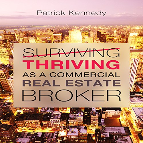 Thriving as a Commercial Real Estate Broker audiobook cover art