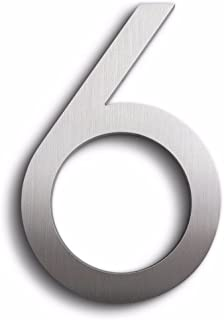 Best modern house numbers font Reviews