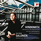 Hindemith: Symphonic Metamorphosis of Themes by Carl Maria von Weber & The Four Temperaments & Mathis der Maler Symphony