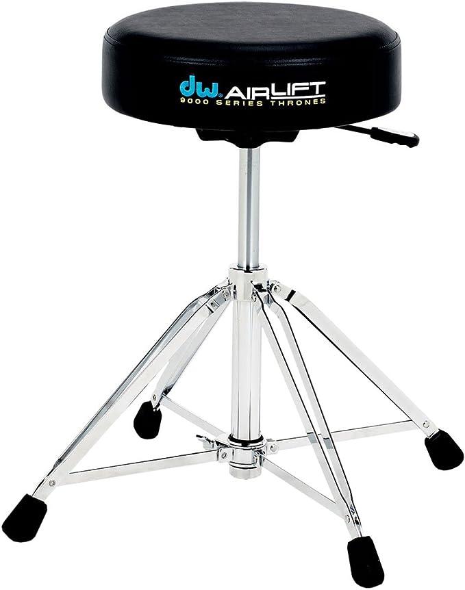DW 9000 Series Air-Lift Drum Throne