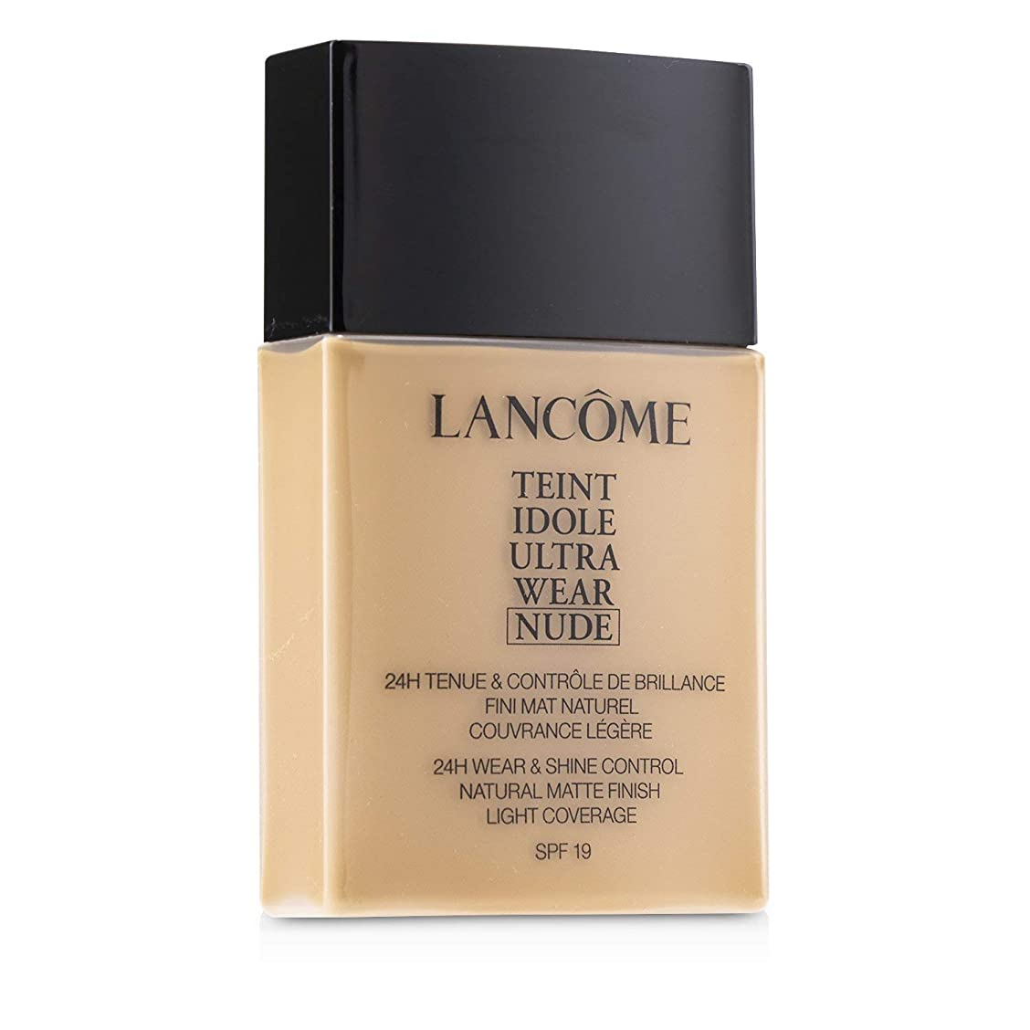 方程式犯罪投票ランコム Teint Idole Ultra Wear Nude Foundation SPF19 - # 04 Beige Nature 40ml/1.3oz並行輸入品
