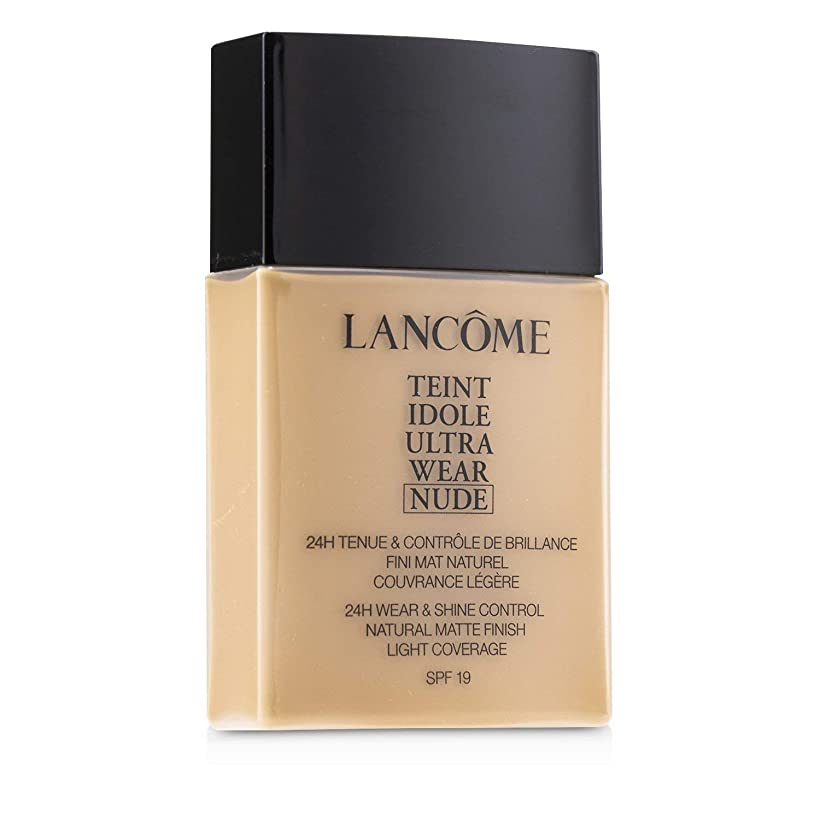 もろい動揺させる団結ランコム Teint Idole Ultra Wear Nude Foundation SPF19 - # 04 Beige Nature 40ml/1.3oz並行輸入品