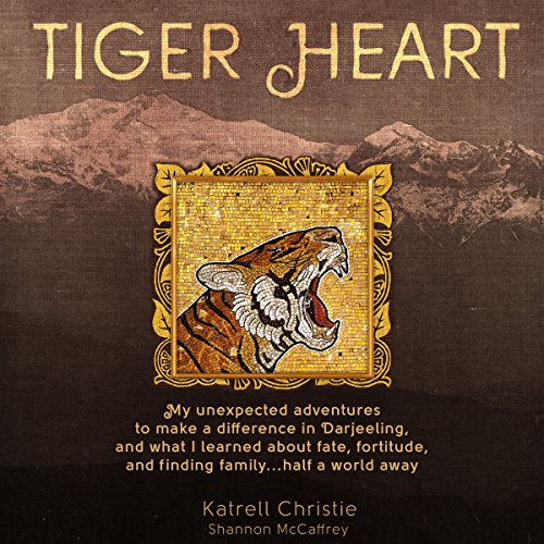 Tiger Heart audiobook cover art