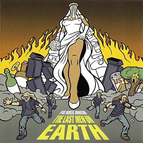 Las Men On Earth [Disco de Vinil]
