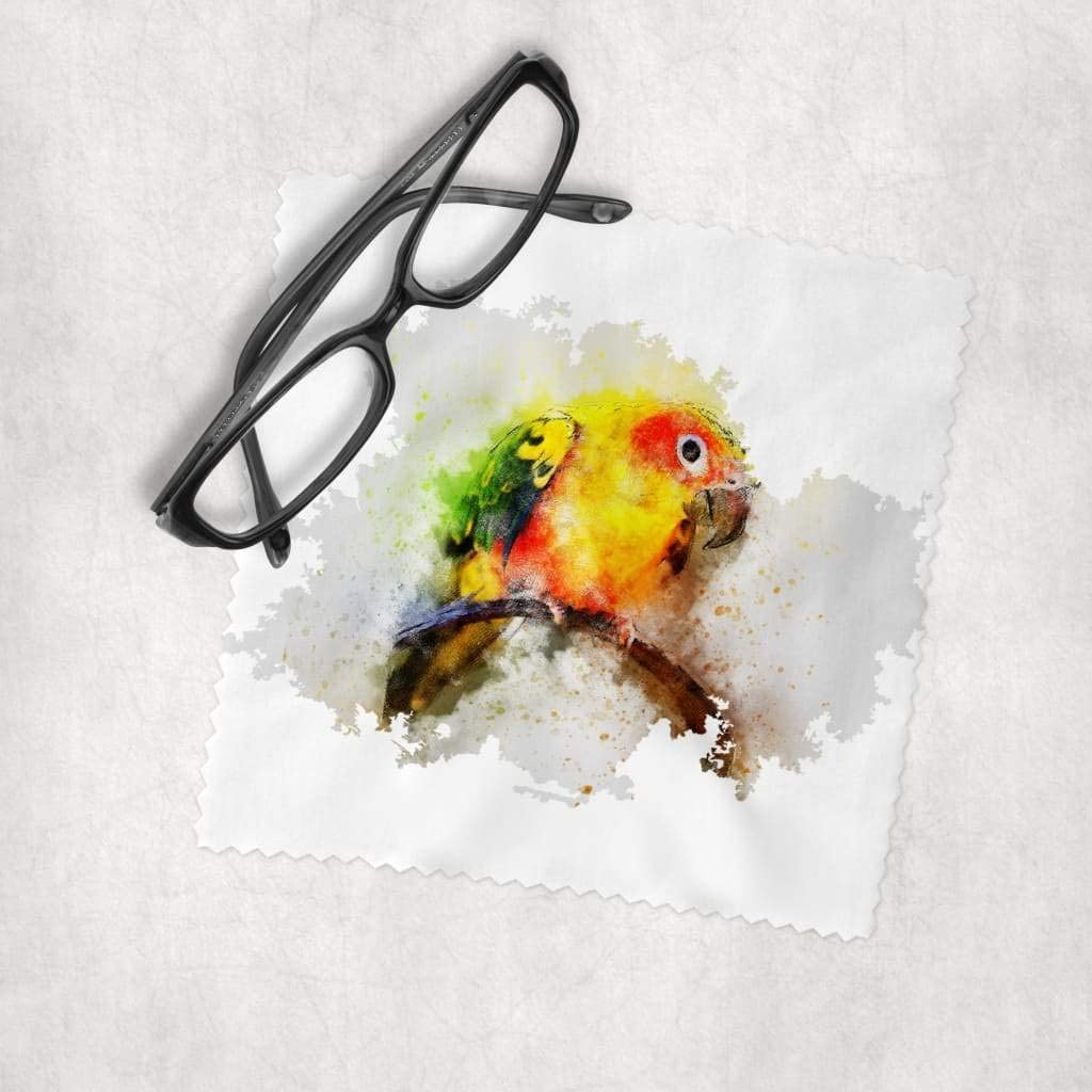 Painted Birds #9 - Microfiber Max 47% OFF Cleaning Cloth Lens Max 83% OFF Clot