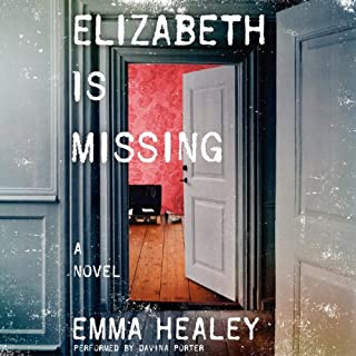 Elizabeth Is Missing audiobook cover art