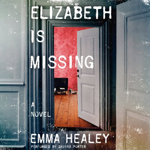 Elizabeth Is Missing  cover art
