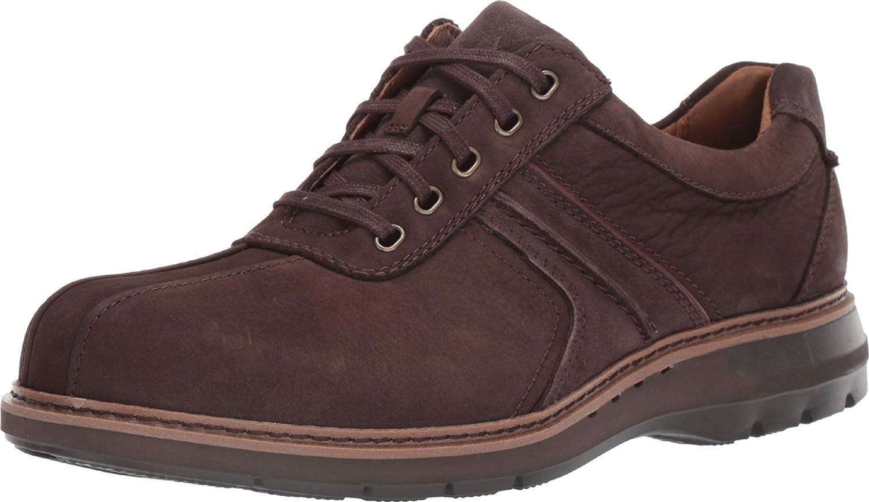 Clarks Men's Un Ramble Go Sneaker