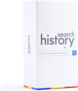 Search History Family Card Game: The All Ages Party Game of Surprising Searches - Family Edition