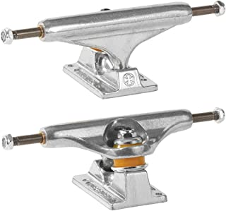 """Independent 139 Stage 11 Standard Silver Skateboard Trucks 8.0"""" Axle (Set of 2)"""