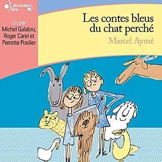 Contes bleus du chat perché cover art