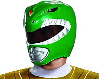 Men's Green Ranger Adult Helmet