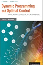 Dynamic Programming and Optimal Control, Vol. II, 4th Edition: Approximate Dynamic Programming