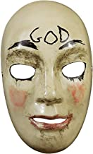 Trick or Treat Studios The Purge: Anarchy God Mask, Officially Licensed