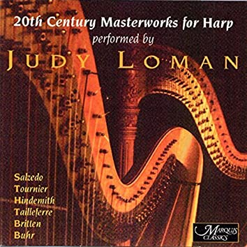 20th Century Masterworks For Harp