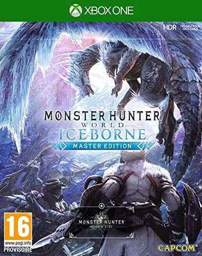 Monster Hunter-Welt: Xbox One Iceborne Master Edition