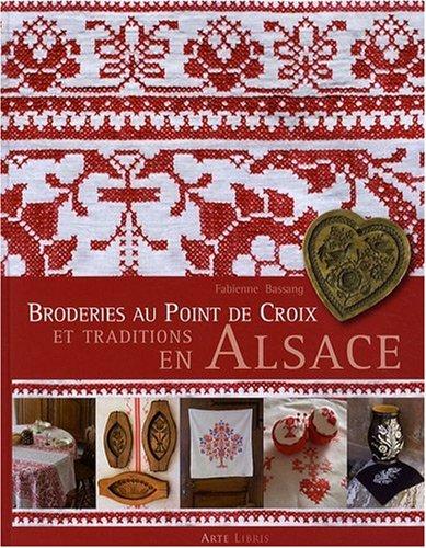 Broderie au point de croix et traditions en Alsace