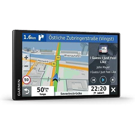 Garmin Drive Smart Mit Map Updates Für Uk Irland Und Europa Digital Verkehr Und Integriertem Wi Fi 010 01680 2c Sport Freizeit