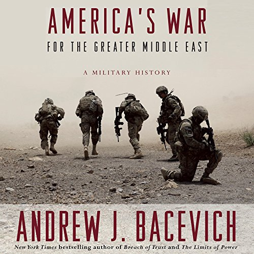 America's War for the Greater Middle East audiobook cover art