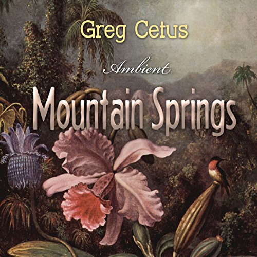 Mountain Springs audiobook cover art