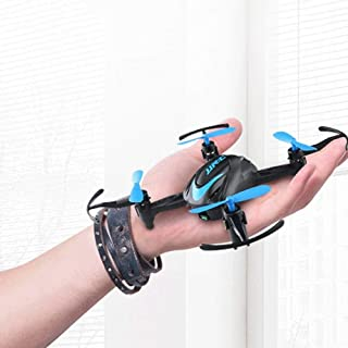 Mopoq Children's mini remote control aircraft four-axis no aerial photography aircraft charging ultra small resistance to ...