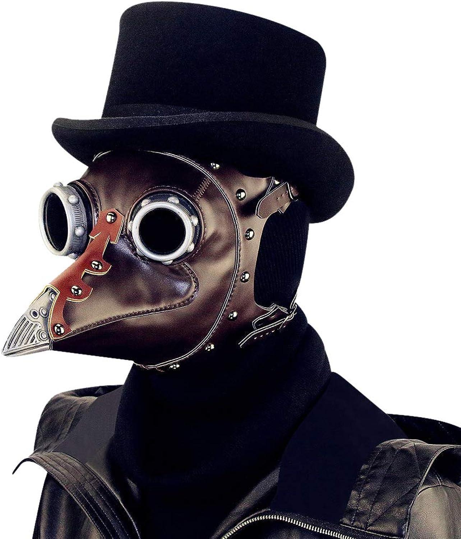 40% de descuento FairOnly Steampunk Beak Doctor másCochea de juguete para para para Halloween fiesta CosJugar Props  salida de fábrica