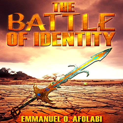 The Battle of Identity audiobook cover art