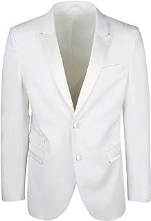 Neil Barrett Luxury Fashion Mens BGI682VNN145C828 White Blazer | Spring Summer 20