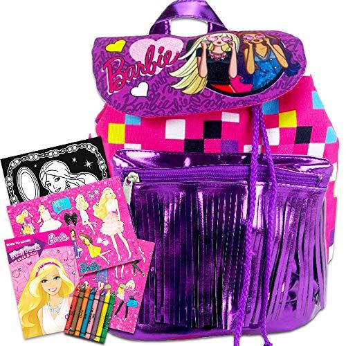 Barbie Cordura Mini 10' Backpack Standard