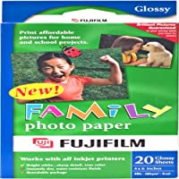 Fuji 44040180 Family Ink Jet Paper by Fujifilm [並行輸入品]
